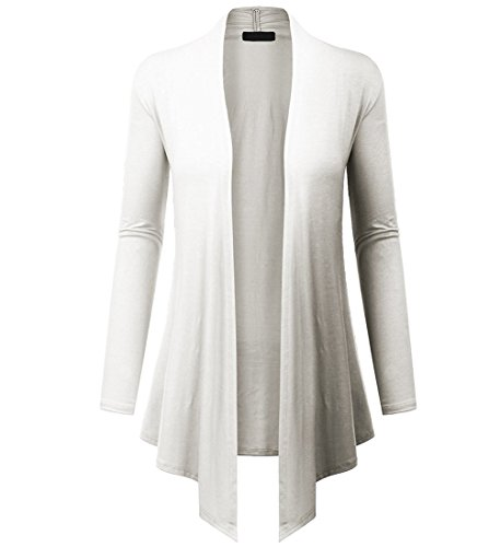 Lightweight Cotton Cardigan Sweater - 9