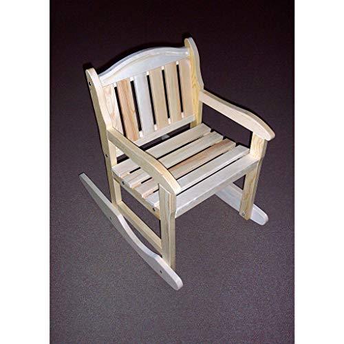 PRAIRIE LEISURE Design Garden Bench Rocking Chair - Prairie Leisure Garden Bench