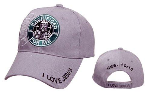 Christian Baseball Starbucks Cap