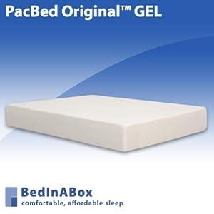 Bedinabox Pacbed Original Memory Foam Mattress
