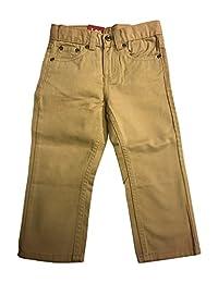 Lee Boys' Premium Select Straight Fit Straight Leg Jeans 2T