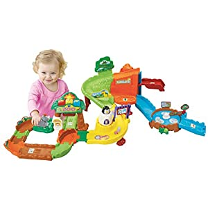 VTech Go! Go! Smart Animals Zoo Explorers Playset (Discontinued by manufacturer)