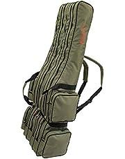 Arapaima Fishing Equipment® Vissen hengeltas   hengelrugzak met 3 vakken
