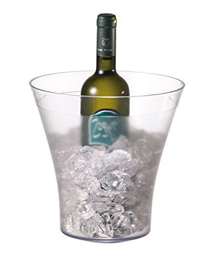 Compra Enfriador de vino/champán de plástico SAN, Xtra barato ...
