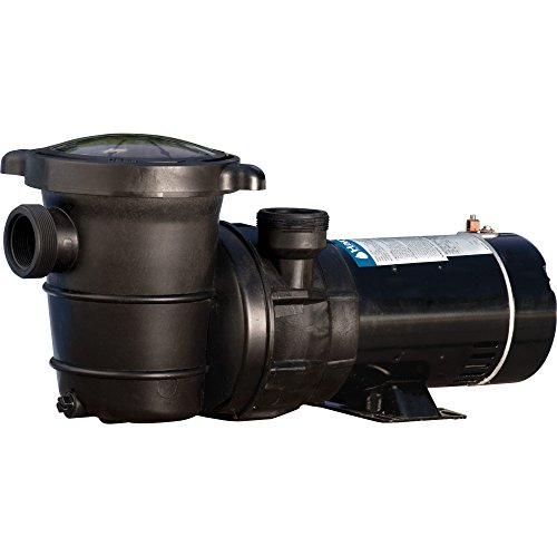 Harris H1572730 ProForce 1.5 HP Above Ground Pool Pump (California Pool)