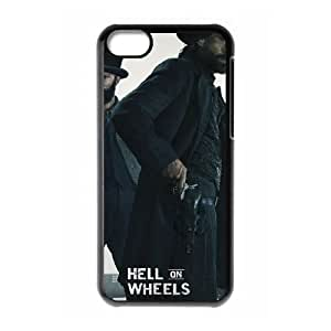 Hell on Wheels iPhone 5c Cell Phone Case Black xlb2-110107