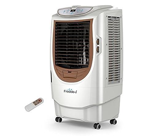 Havells Freddo I Desert Air Cooler -70 litres (White, Brown