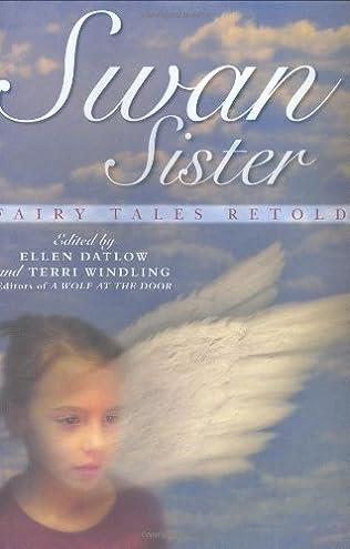 book cover of Swan Sister