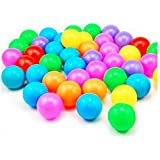 200Pcs Colorful Ball Soft Plastic Ocean Ball Baby Kid Swim Pit Toy