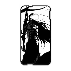Getsuga Tenshou HTC One M7 Cell Phone Case Black Exquisite gift (SA_596322)