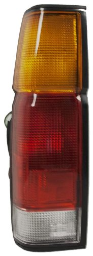 OE Replacement Nissan/Datsun Pickup Driver Side Taillight Assembly (Partslink Number NI2800103)