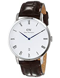 Daniel Wellington Unisex Adult DW00100089 Dapper York 38mm Watch