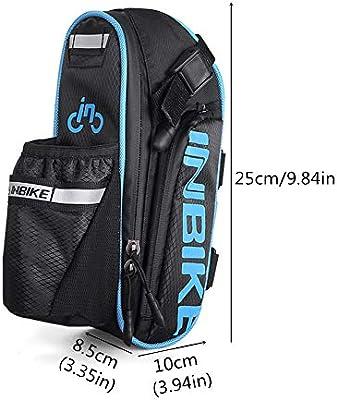 Bolsa para Sillin Bicicleta Bolsa Sillin Bicicleta MontañA Ciclismo Accesorios Topeak Bolso Bicicleta Accesorios Accesorios Bolsas para Bicicleta Blue,Free Size ...