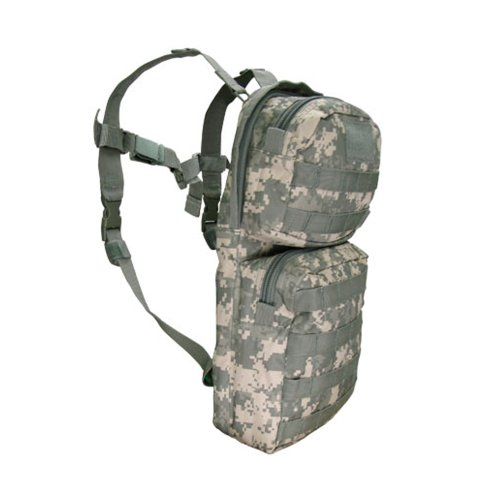 Condor Hydration Carrier – with Bladder (Black), Outdoor Stuffs