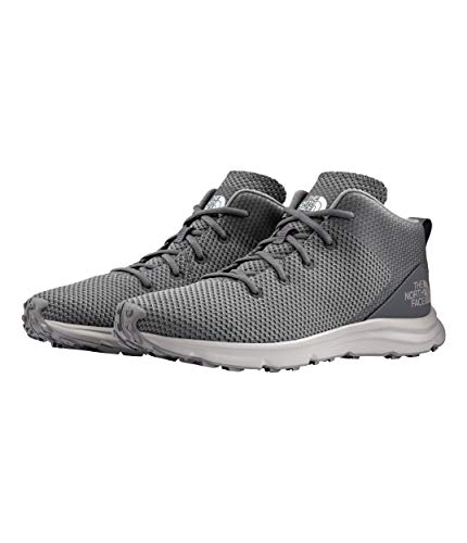- The North Face Men's Sestriere Mid, Q-Silver Grey/Zinc Grey, Size 11.5