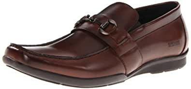 Kenneth Cole Reaction Men's Plane Side Loafer,Brown,8 M US