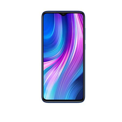 "Xiaomi Redmi Note 8 Pro 128GB, 6GB RAM 6.53"" LTE GSM 64MP Smartphone No Warranty - Global Model (Ocean Blue) (Blue, 128)"