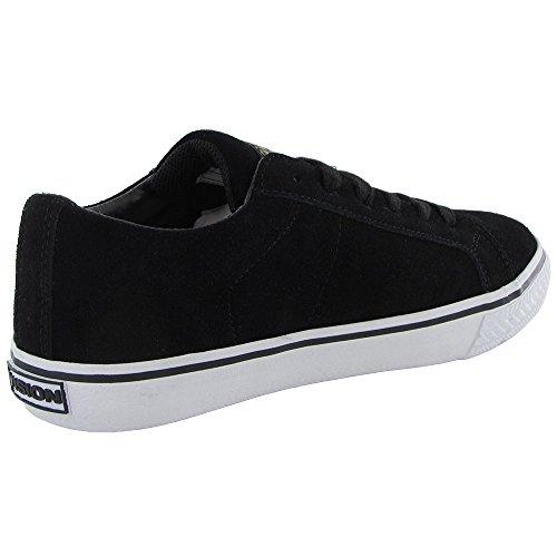 Syn Street Wear Womens Mocka Lo Sneaker Svart / Guld / Vit