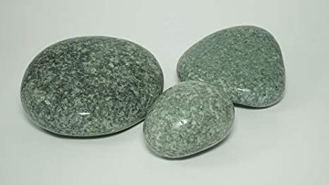 20kg Imperial Stone Crushed Jade Stone for Sauna and Bath