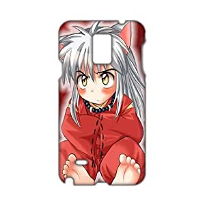Inuyasha red cloth girl 3D Phone For LG G3 Case Cover