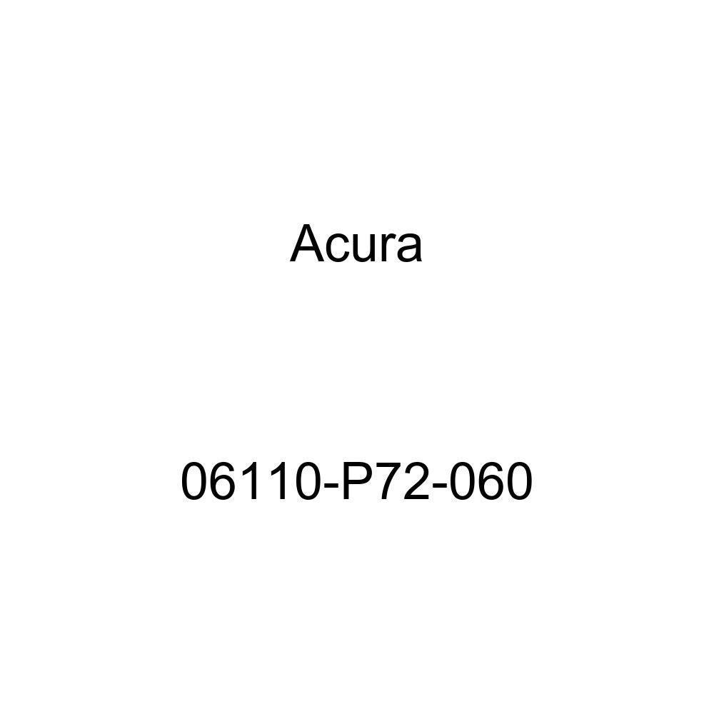 Acura 06110-P72-060 Engine Cylinder Head Gasket Set