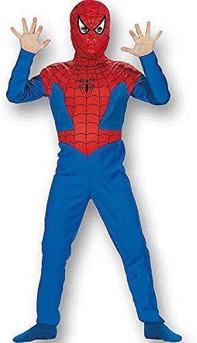 Disfraz Spiderman Infantil, de 8 a 10 años: Amazon.es: Ropa y ...