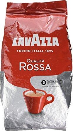 Lavazza Qualita Rossa Coffee Beans - Kg 1 Beans