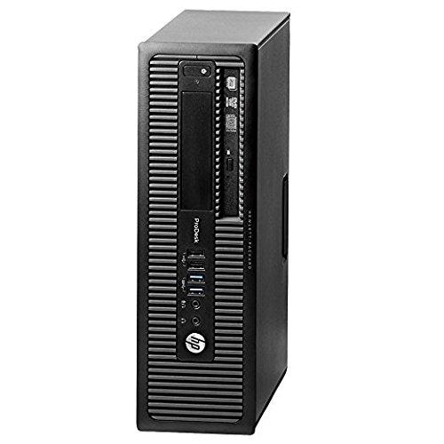 HP EliteDesk 800 G1 Desktop Business Computer Tower PC (Intel Quad Core i5-4570, 8GB Ram, 256GB Solid State SSD, WiFi, 1GB Graphics) Win 10 Pro (Renewed) Dual Monitor Support HDMI + DVI