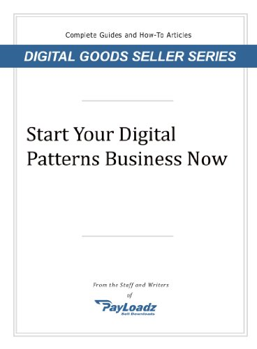 Start Your Digital Patterns Business