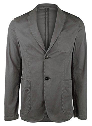 Michael Kors Men's Classic-Fit Dyed Sport Coat, 40R, Gray by Michael Kors