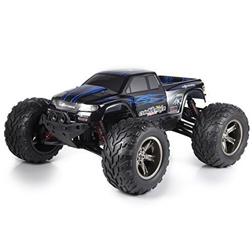 Hosim 1/12 Scale Electric RC Car Offroad 2.4Ghz 2WD High Speed 33+MPH...