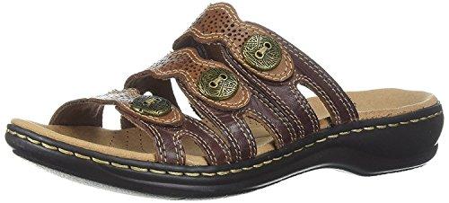 - CLARKS Leisa Grace Women's Sandal 9 2A(N) US Brown