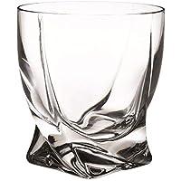 Paşabahçe Twist Viski Seti, 1 Karaf ve 4 Bardak
