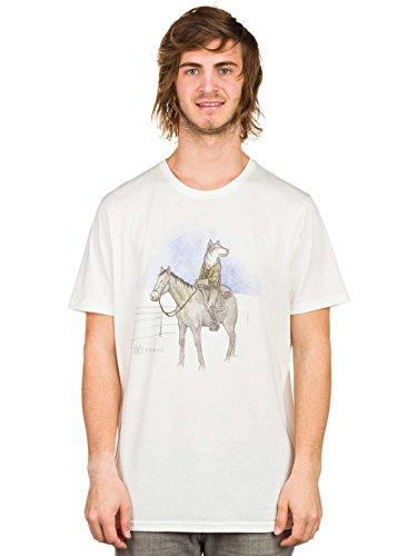 Camiseta Element: Prairie Off WH azul marino