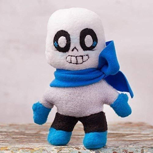 Undertale Inspired - Blueberry Sans soft plush toy, pocket plush toy ()