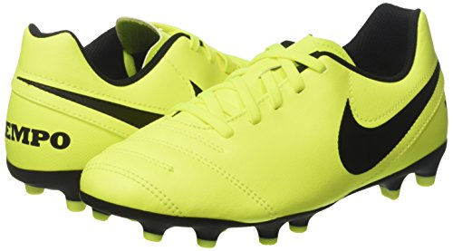 Scarpe Giallo Iii Calcio vert Volt Rio Volt Fg Tiempo Jr – Unisex Da Nike black Bambini vert XPF0nHw