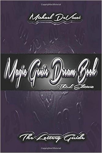 Magic Genie Dream Book  Third Edition