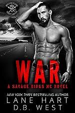 War (Savage Kings MC Book 4)