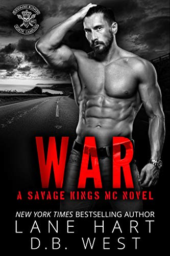 - War (Savage Kings MC Book 4)