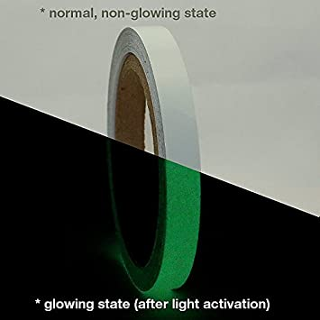 Image result for glow in the tape