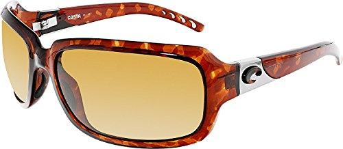 Costa Del Mar Isabela Sunglasses, Tortoise, Copper 580G - Sunglasses Mar Isabela Costa Del