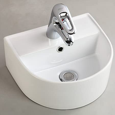 Cloakroom Basin Wall Mounted Hung Bathroom Sink ; Small Modern ... on wall hung plumbing fixtures, wall mounted bathroom sink, wall hung laundry sinks, wall hung hand sink, ada compliant wall hung sinks, american standard wall hung sinks, modern wall mount sinks, lowes wall mounted sinks, plumbing fixture wall mount sinks, wall hung kitchen sink, wall hung service sink, commercial wall hung sinks, wall mounted pedestal sink, wall hung bathroom cabinet, wall hung corner sink, very small wall mounted sinks, wall hung bathroom vanities, gerber wall mount sinks, wall hung sinks with stand, wall hung lavatory sink,