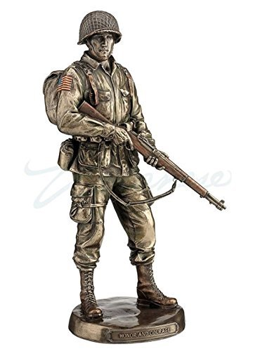 Army Soldier Honor Courage Statue product image