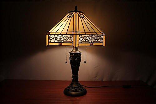 Toym uk 16 pollici lampada tiffany moderno e minimalista cinese