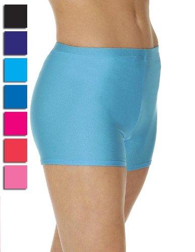 Roch Valley - Micro pantalones calientes azul real