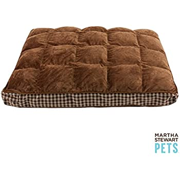 Amazon Com Martha Stewart Pets Memory Foam Dog Bed Pet