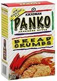 Kikkoman Panko Bread Crumbs Japanese Style (12x12/8 Oz)