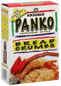 Kikkoman Panko Bread Crumbs Japanese Style (12x12/8 Oz) by Kikkoman (Image #1)