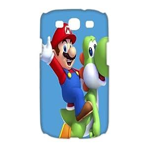 Samsung Galaxy S3 I9300 Phone Case Super Mario Bros VX90050