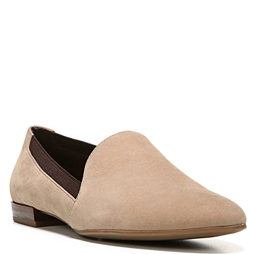 Franco Sarto Womens Senate Smoking Flat Taupe